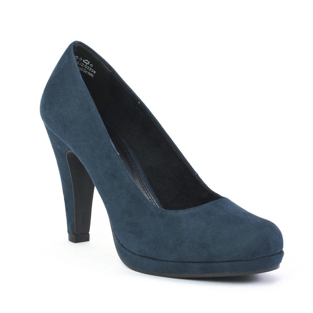 cc534166753 escarpins bleu mode femme automne hiver vue 1