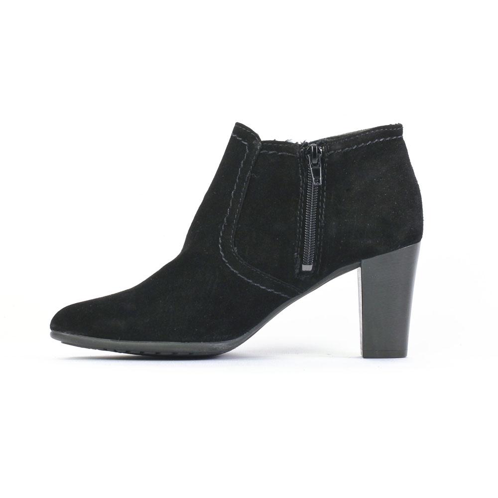 tamaris 25076 black | low boots noir automne hiver chez trois par 3
