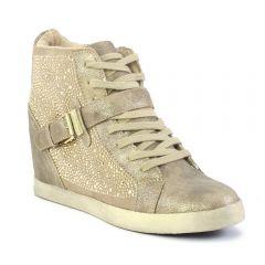 baskets-mode beige: même style de chaussures en ligne pour femmes que les Scarlatine