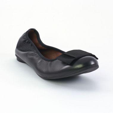 Ballerines Scarlatine 7731 Noir, vue principale de la chaussure femme