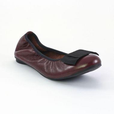 Ballerines Scarlatine 7731 Bordeaux, vue principale de la chaussure femme