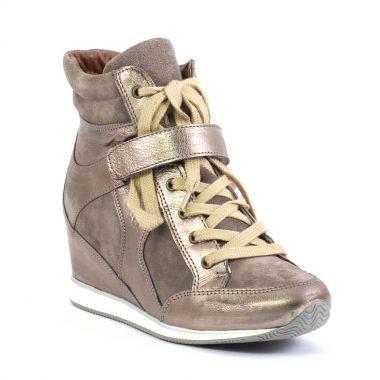 Tennis Et Baskets Mode Scarlatine IB1379 Grey, vue principale de la chaussure femme