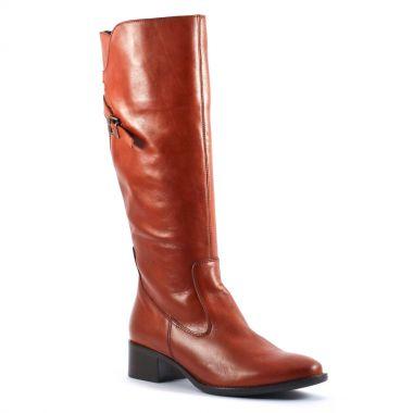 Bottes Amoroso 69658 Bruciato, vue principale de la chaussure femme