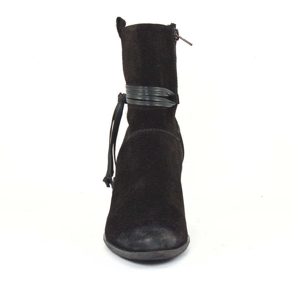Chez Black Hiver Trois Tamaris Par 25014 Noir Automne Talon Boot 3 C0xPYRwY5q