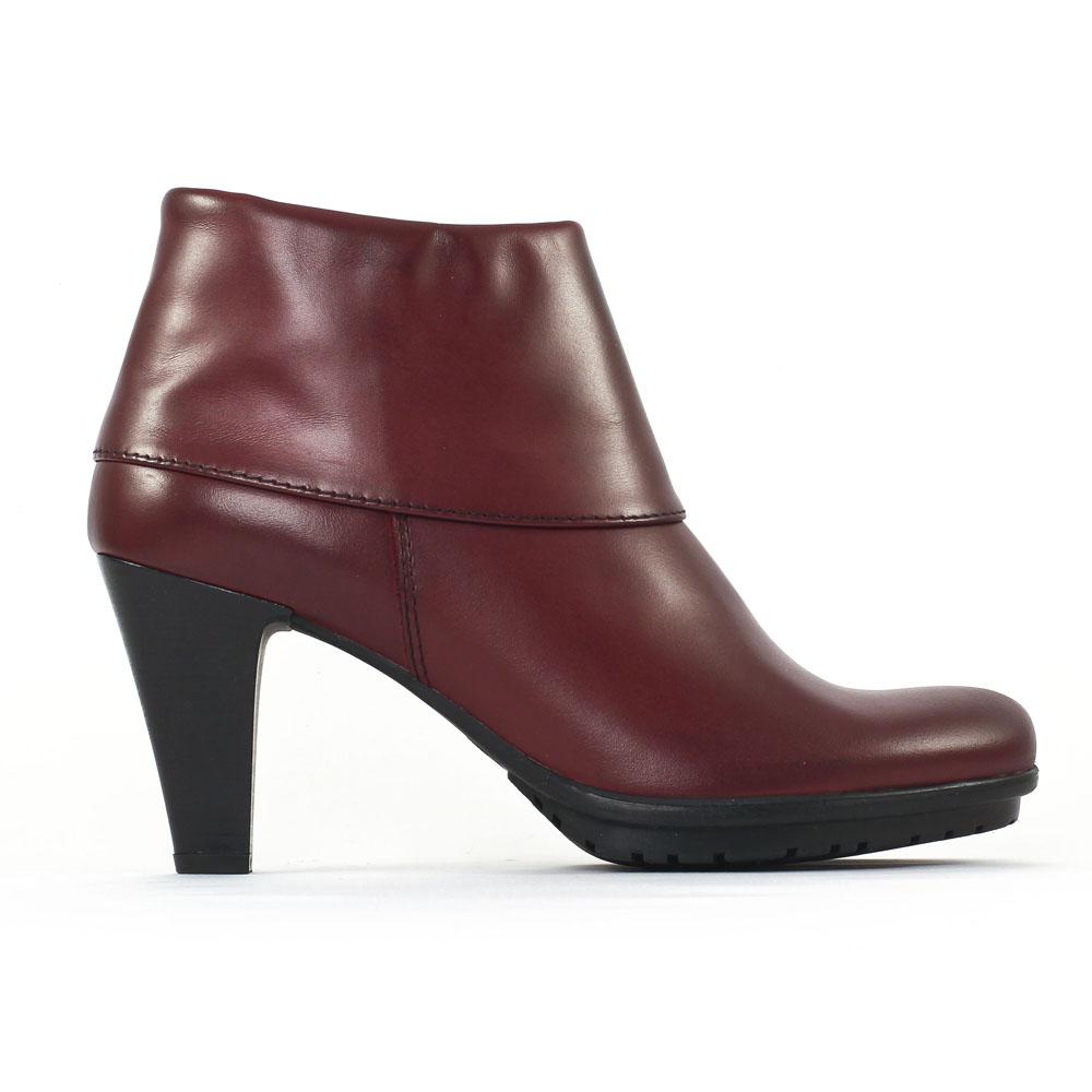 tamaris 25460 bordeaux 20 boot talon rouge bordeaux automne hiver chez trois par 3. Black Bedroom Furniture Sets. Home Design Ideas