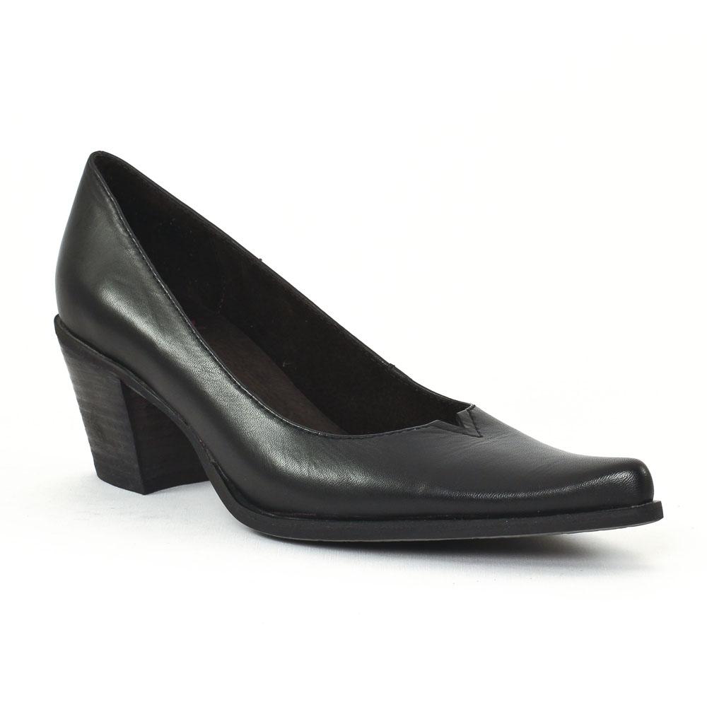 chaussure femme talon carre. Black Bedroom Furniture Sets. Home Design Ideas