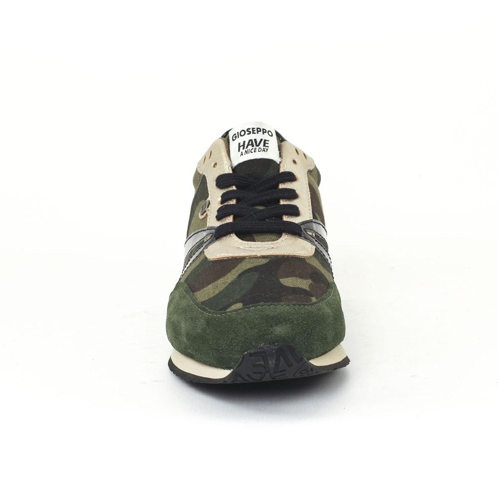 24545 Territory CamouflageTennis Vert Multicolore Gioseppo O80wkXPn