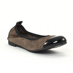 ballerines beige: même style de chaussures en ligne pour femmes que les Mamzelle