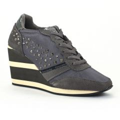 Chaussures femme hiver 2014 - tennis Gioseppo gris