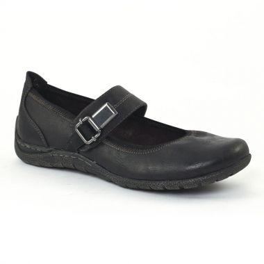 Babies Marco Tozzi 24200 Black, vue principale de la chaussure femme