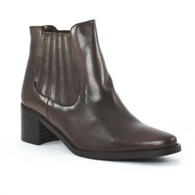 Bottines Et Boots Scarlatine co77375 Expresso, vue principale de la chaussure femme