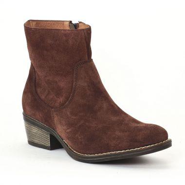 Bottines Et Boots Scarlatine 3524 T Moro, vue principale de la chaussure femme