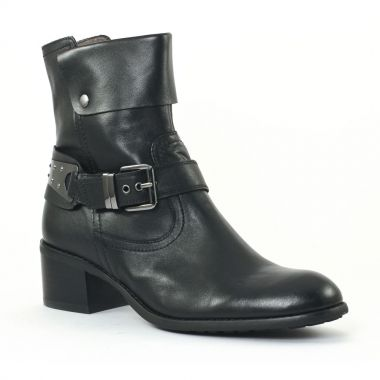 Bottines Et Boots Mamzelle Rudo Noir, vue principale de la chaussure femme