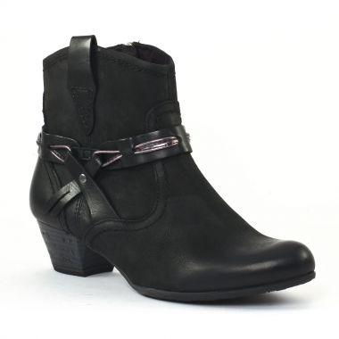 Bottines Et Boots Tamaris 25375 Black, vue principale de la chaussure femme