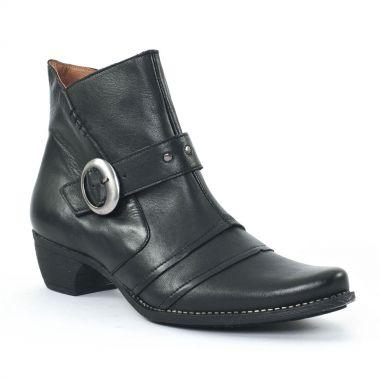Bottines Et Boots Scarlatine 3436 Noir, vue principale de la chaussure femme