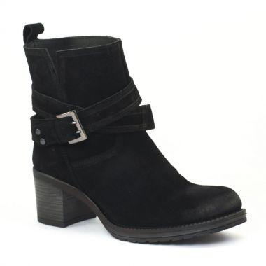 Bottines Et Boots Scarlatine co77247a Noir, vue principale de la chaussure femme