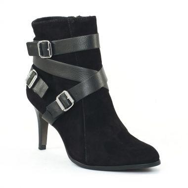 Bottines Et Boots Tamaris 25092 Black, vue principale de la chaussure femme