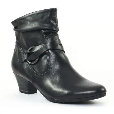 Bottines Et Boots Tamaris 25313 Black, vue principale de la chaussure femme