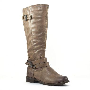 Bottes Marco Tozzi 25504 Mud, vue principale de la chaussure femme