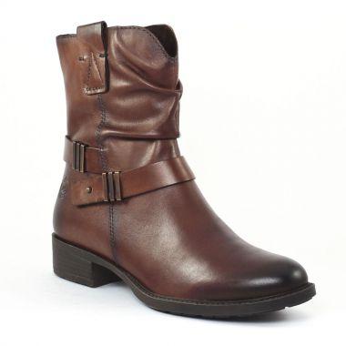 Bottines Et Boots Marco Tozzi 25023 Moka, vue principale de la chaussure femme