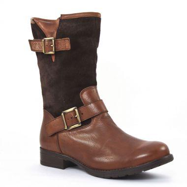 Bottes Scarlatine 3598 T.Moro, vue principale de la chaussure femme