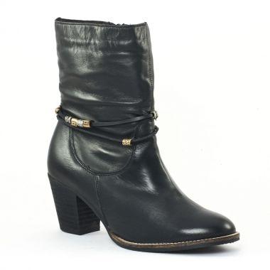 Bottes Scarlatine 3595 Noir, vue principale de la chaussure femme