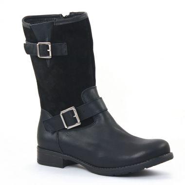 Bottes Scarlatine 3598 Noir, vue principale de la chaussure femme