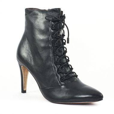 Bottines Et Boots Tamaris 25113 Black, vue principale de la chaussure femme