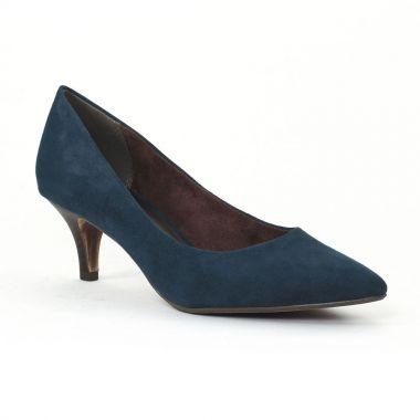 Escarpins Tamaris 22418 Petrol, vue principale de la chaussure femme