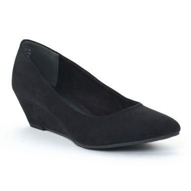 Escarpins Marco Tozzi 22313 Black, vue principale de la chaussure femme
