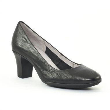 Escarpins Fugitive Kobe Noir, vue principale de la chaussure femme