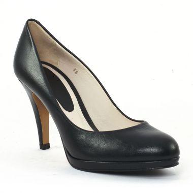 Escarpins Scarlatine ma159 Noir, vue principale de la chaussure femme