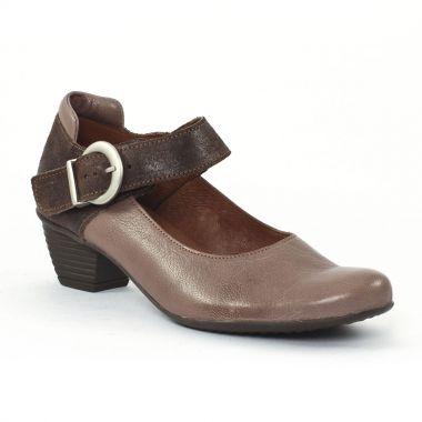 Escarpins Scarlatine 7846 Taupe, vue principale de la chaussure femme