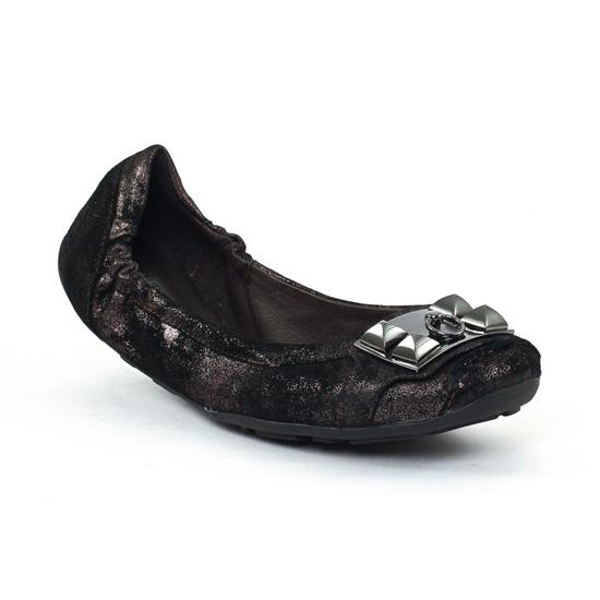 Ballerines Mamzelle Anouk Etain, vue principale de la chaussure femme