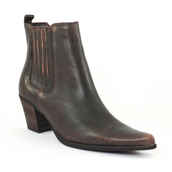 Bottines Et Boots UME - Matin d'Été Gismo Harley, vue principale de la chaussure femme