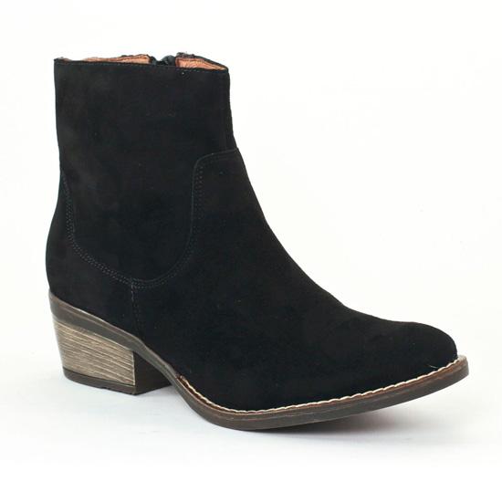 Bottines Et Boots Scarlatine 3524 Noir, vue principale de la chaussure femme
