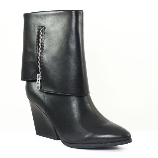 Bottines Et Boots Tamaris 25089 Black, vue principale de la chaussure femme