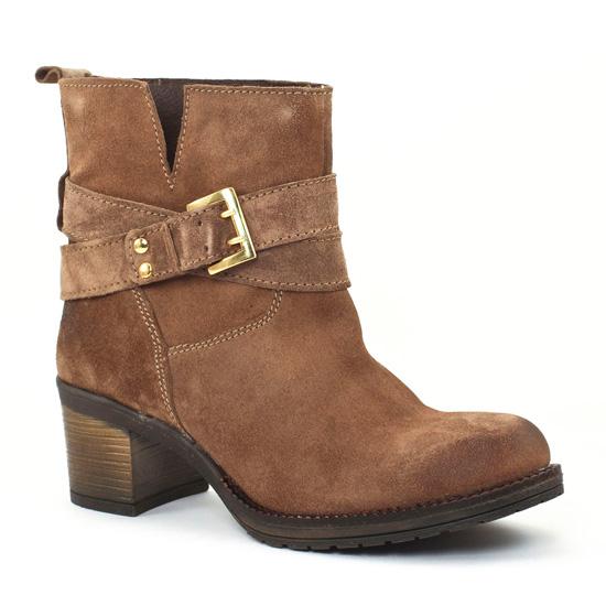 Bottines Et Boots Scarlatine co77247a Gress, vue principale de la chaussure femme