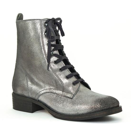 Bottines Et Boots Scarlatine co77130c Plutone, vue principale de la chaussure femme