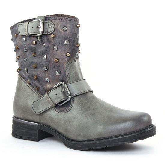 Bottines Et Boots Tamaris 25409 Anthracite, vue principale de la chaussure femme
