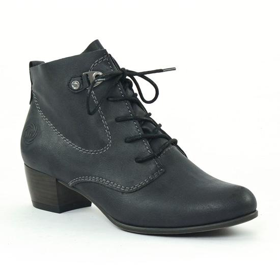Bottines Et Boots Marco Tozzi 25137 Black, vue principale de la chaussure femme