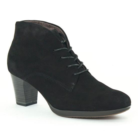 Bottines Et Boots Tamaris 25109 Black, vue principale de la chaussure femme