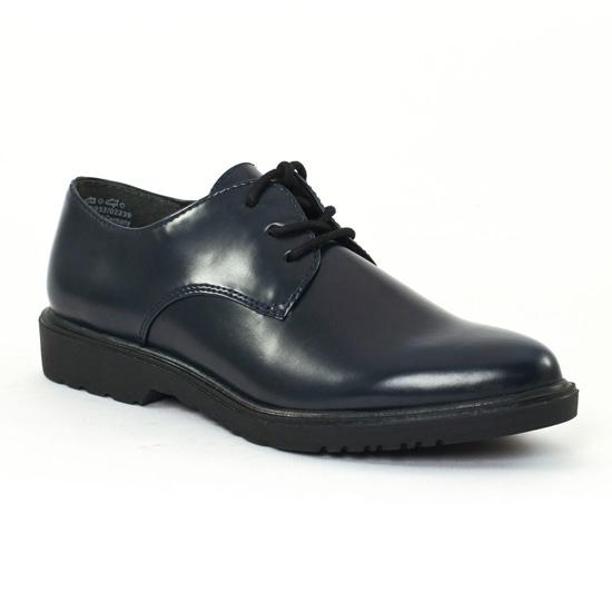 Chaussures À Lacets Tamaris 23309 Navy, vue principale de la chaussure femme