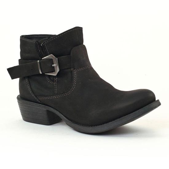 Bottines Et Boots Marco Tozzi 25052 Black, vue principale de la chaussure femme