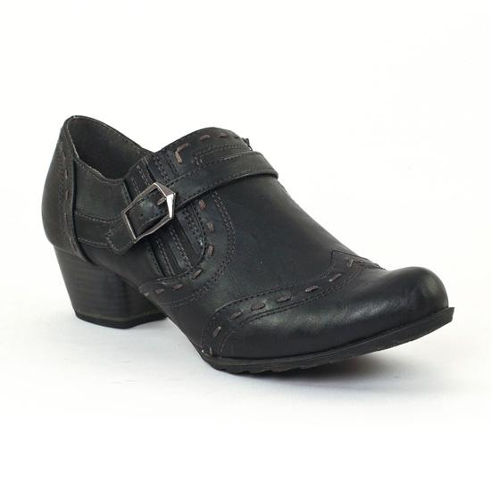 Bottines Et Boots Tamaris 24307 Black, vue principale de la chaussure femme