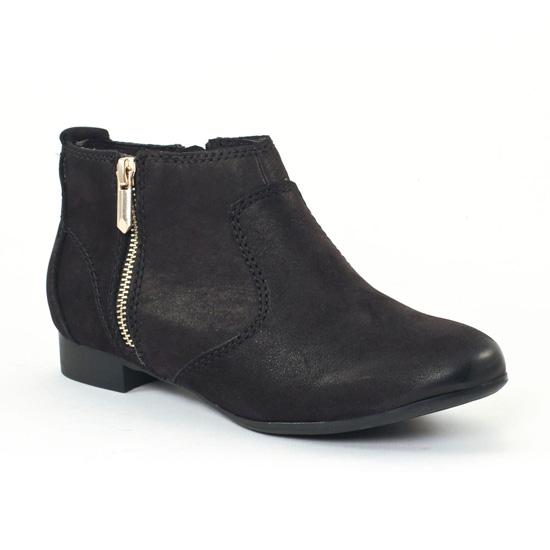 Bottines Et Boots Marco Tozzi 25069 Black, vue principale de la chaussure femme