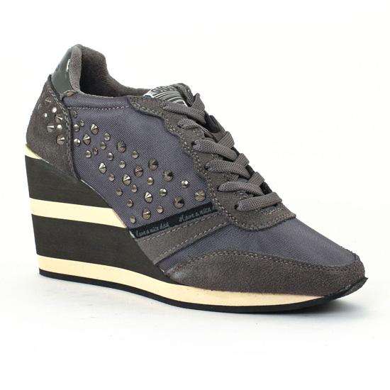 Tennis Et Baskets Mode Gioseppo 21072 Gris, vue principale de la chaussure femme