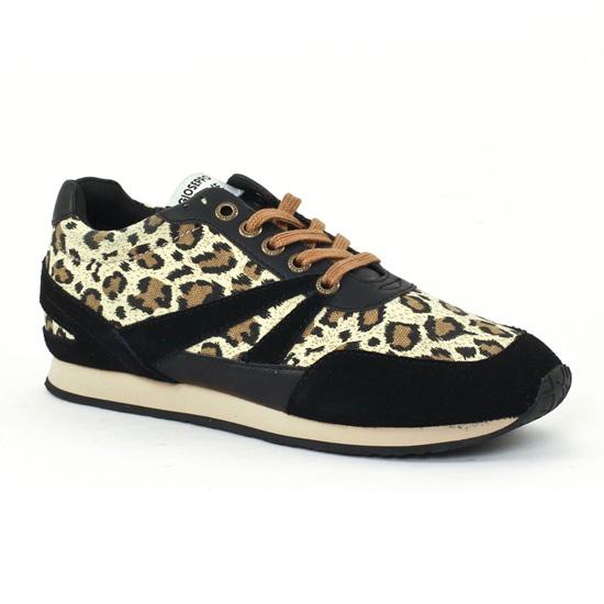 Tennis Et Baskets Mode Gioseppo 24432 Leopard, vue principale de la chaussure femme