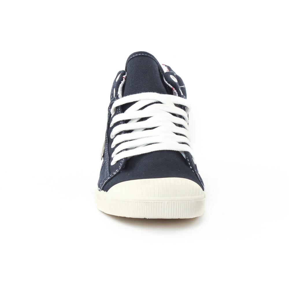 Chaussures Toile Bleu Femme Tropézienne