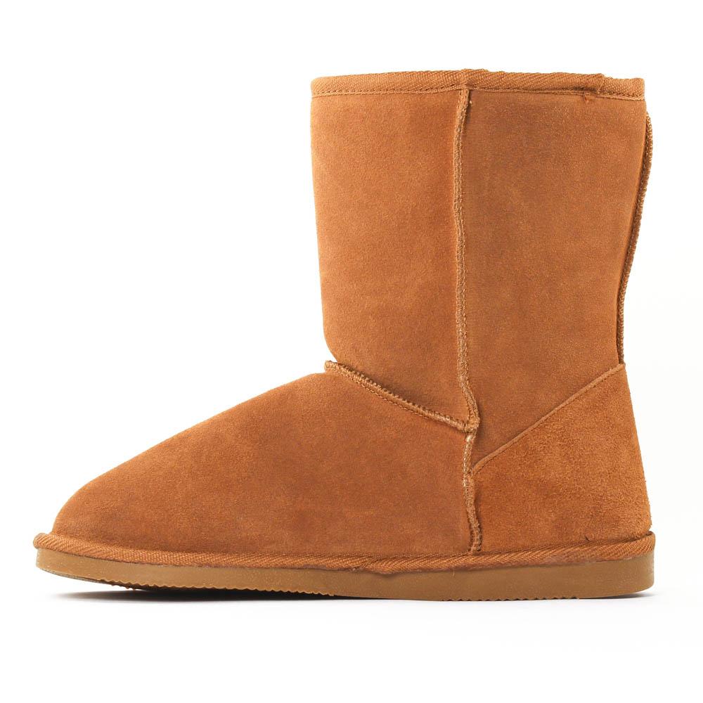 les tropeziennes snow camel | boot fourrées marron automne hiver